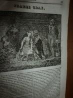 1834 LM : Jeanne Gray Ou La Grace Décapitée (Angleterre); Le Brochet;Le Fulgore (insecte Porte-lanterne); CHILDERIC - Vieux Papiers