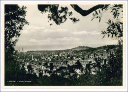 PA215 SICILIA LASCARI PALERMO 1955 VIAGGIATA - Italia
