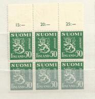 1932 MNH Finland, Postfris** - Finland
