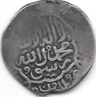 *afghanistan Husain Bakaris  Rupee    AH873-913 - Afganistán
