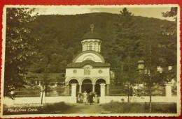 CALIMANESTI CACIULATA,MANASTIREA COZIA,REAL PHOTO,1941,ROMANIA - Rumänien