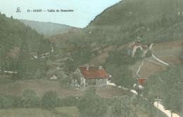 Gigot (25). Village Dans La Vallée Du Dessoubre. Cpa Neuve. - Otros Municipios