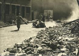 Fotokaart Gevaert Explosie ? Instorting ? / Verstuurd 1962 Sint-Joris-Weert - Oud-Heverlee