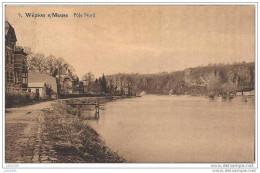 WEPION ..--  NAMUR ..-- Pôle Nord . Vers MOLENBEEK ( Mr P. Van Hoomissen ) . Voir Verso . - Namur