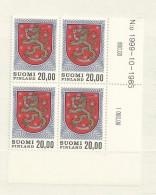 1978 MNH Finland, Postfris** - Finland