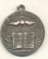 BEATUS ROBERTUS CARD BELLARMINUS  S.J. MEDAGLIA CIRCA 1870 RARISIME MONTEPULCIANO 1542 ROMA 1621 TEOLOGO SCRITTORE CARDI - Professionals / Firms