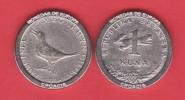 """CROACIA - 1 KUNA 1.996 KM#20 Colección """"MONEDAS DE EUROPA""""  SC/UNC  Réplica  T-DL-11.488 - Croatia"""