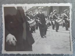 72 LE MANS PHOTO DEFILE  DE LA MUSIQUE DE L´AIR 20  SEPT 1936 BIS - Lieux