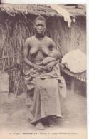 11-Congo Francese-Donna Di Loango Mentre Allatta Il Suo Figlioletto-v.1906 X Parigi-Francia - Congo Francese - Altri