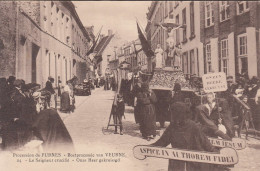Veurne, Furnes, Procession, Boetprocessie (pk29404) - Veurne