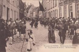 Veurne, Furnes, Procession, Boetprocessie (pk29406) - Veurne