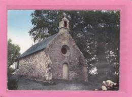 LA FORET DE FOUESNANT > 29 > CPSM Gd Format > EDIFICES > CHAPELLES > La Chapelle De Pénity - La Forêt-Fouesnant