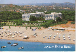 Grèce - APOLLO BEACH HOTEL - Splendide Vue Aérienne - Estland