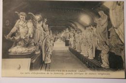 CPA Vendeuvre Sur Barse La Salle D'exposition De La Sainterie Grande Fabrique De Statues Religieuses - TOB02 - Nogent-sur-Seine