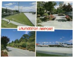 (150) Australia - TAS - Launceston Airport - Aéroport - Lauceston
