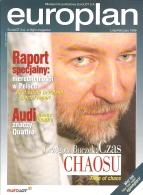 Europlan - EuroLOT S.A. In-flight Magazine - 02.1999 : Architecture ; Bydgszcz, Szczecin, Gdansk, Katowice, Koszalin... - Books, Magazines, Comics