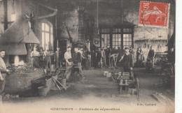 GUEUGNON ATELIERS DE RÉPARATION FORGES - Gueugnon