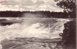 Alte AK  IMATRA / Finnland - Wasserfall - Ca. 1910 - Finland