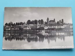 RAPPERSWIL ( SG ) Am Zurichsee - Anno 1957 ( Zie Foto Details ) !! - SG St. Gall