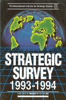 Strategic Survey 1993-94 (ISBN 9781857530049) - Books, Magazines, Comics