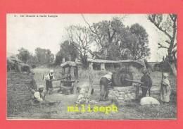 ALGERIE - Un Moulin à Huile Kabyle -      (4194) - Beroepen