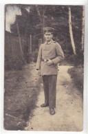 WWI - ALLEMAGNE - ALTENBURG - 1916 - SOLDAT ALLEMAND - CARTE PHOTO MILITAIRE - Guerre 1914-18