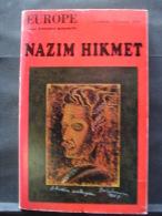 FJ. 34. Nazim Hikmet. (320 Gr) - Poésie