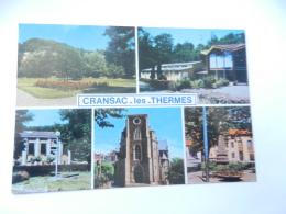 12 CRANSAC LES THERMES - France