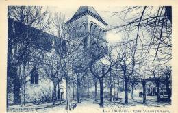 96278 - Thouars (79) Eglise St Laon - Thouars