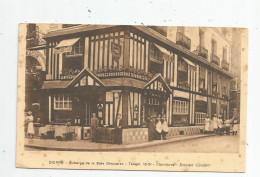 Cp , 76 , DIEPPE , Auberge De La SOLE DIEPPOISE , Vierge , Hôtels & Restaurants - Hotels & Restaurants