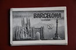 BARCELONA - Coleccion De 20 VISTAS - Barcelona
