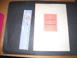 SCHWENCKE, Johan, Het Letter-Exlibris, 'S Gravenhage, 1948 - Culture