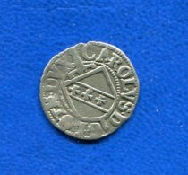 Lorraine  A  Identifie  Nancy - 476 – 1789  Periodo Feudale