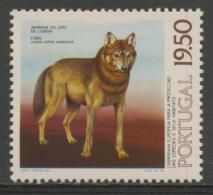 Portugal 1980 Mi 1492 X  YT 1470 ** Canis Lupus Signatus : Iberian Wolf / Iberische Wolf / Loup Ibérique - Lisbon Zoo - Animalez De Caza