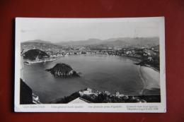 SAN SEBASTIAN - Vista General Desde Igueldo - Guipúzcoa (San Sebastián)