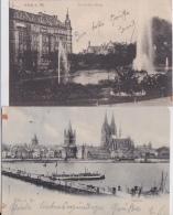 16 / 4 / 238  -  KÖLN  -  4  CPA - Köln