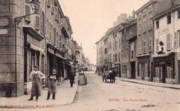BOURG RUE CHARLES ROBIN - Bourg-en-Bresse