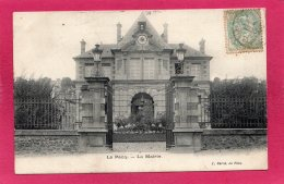 78 YVELINES LE PECQ, La Mairie,  (E. Carré, A. Breger) - Le Pecq