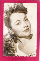 Portrait De Olivia De Havilland,  (P. I., Paris) - Andere Persönlichkeiten