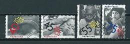 1979 Netherlands Complete Set Child Welfare,kinderzegels Used/gebruikt/oblitere - Periode 1949-1980 (Juliana)