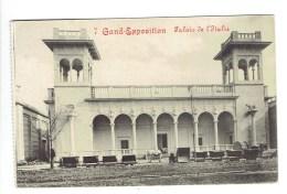 34560 ( 2 Scans ) Gent - Gand Exposition Palais De L'italie - Gent