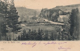 Malmédy : Vue De Belle Vue : Franz Forst Hotel Du Grand Cerf - Malmedy