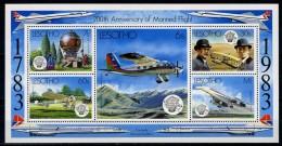 1983 - LESOTHO -  Mi. Nr. Block 18  - NH -  (R-CAT2016505918) - Lesotho (1966-...)