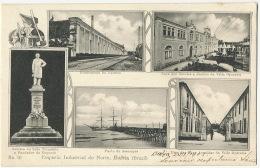 20 Emporio Industrial Do Norte Bahia  Used 1905 - Salvador De Bahia