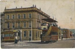 Hobart Macquarie Street Tramway Tram Edition J. Walch - Hobart