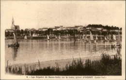 44 - BASSE-INDRE - Voilier - Basse-Indre