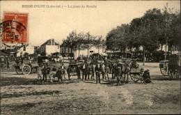 44 - BASSE-INDRE - Marché - Basse-Indre