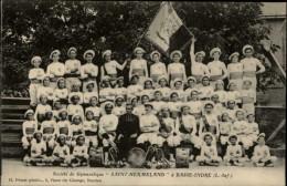 44 - BASSE-INDRE - Société De Gymnastique - Saint Hermeland - Basse-Indre
