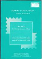 Sergio Santachiara - Novembre 2009 - Cataloghi Di Case D'aste