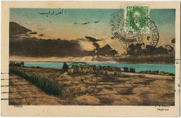 Sunset Edit J.S. Hoory Baghdad P. Used To Buenos Aires Argentina - Iraq